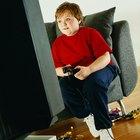 La cantidad promedio de niños que hacen ejercicio en EE.UU.