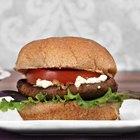 How to Cook a Portobello Mushroom Burger
