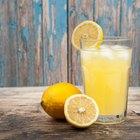 Lemon Juice & Health