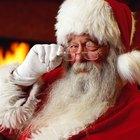 Cómo hacer un disfraz de papá Noel para niños