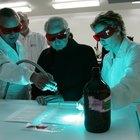 Cómo hacer tinta ultravioleta