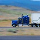 ¿Cuánto dinero por kilómetro puedo ganar como nuevo conductor de camión?