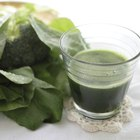 Vegetable Juicing Vs. Blending