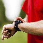 Frecuencia cardíaca del entrenamiento simple