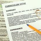 How to Build a Resume Database