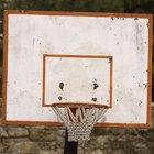La historia del tablero de baloncesto