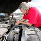 Cómo cambiar el filtro de cabina en un Chevrolet
