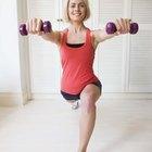 Los beneficios y las desventajas de los ejercicios frontales con mancuernas