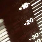Conversión de voltaje a temperatura en una termocupla