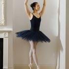 Ejercicios para mejorar el equilibrio en ballet