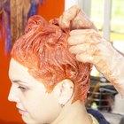 Ingredientes del tinte de pelo permanente