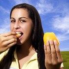 Nutrición para niñas adolescentes