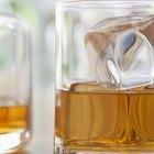 Calorías en el alcohol de centeno