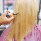 Cómo cortar cabello delgado
