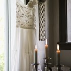 How to Frame a Wedding Dress