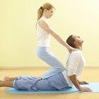 Cómo estirar la vértebra L3 de la espina lumbar