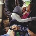 Cómo quitar la orina humana de un asiento de coche de tela
