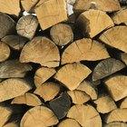 Cuál es el gas emitido al quemar madera