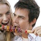 La ingesta diaria de proteína recomendada para hombres versus mujeres