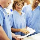 ¿Qué hacen las enfermeras en el trabajo?
