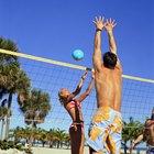 Reglas de bloqueo en voleibol