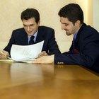 Cómo escribir contratos con los proveedores