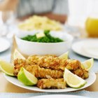 Crumbed Chicken Meal Ideas