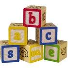 Juegos sobre el sonido de las letras para preescolar