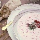 Agregar de agua o leche a la sopa concentrada