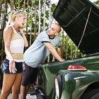 ¿Cuándo se debe cambiar el fluido de la transmisión en un Toyota Sienna?