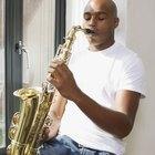 Cómo tocar el saxofón alto
