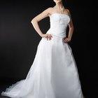 Cómo ajustar la línea de cintura en un vestido