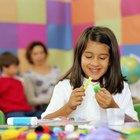 Cómo enseñar escultura a los niños