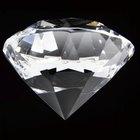 ¿Qué son los diamantes de moissanita?