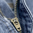 How to Stop a Jeans Zipper From Falling Down
