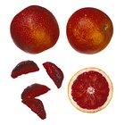 Naranjas de sangre y la interacción negativa con los medicamentos