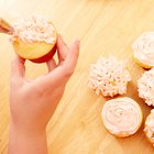 How to Make Edible Fondant Garnishes for Cupcakes