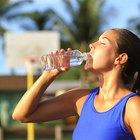 Niveles de sodio y consumo de agua