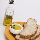 Herbs and Spices in Italian Dipping Oil