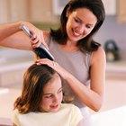 Cómo conseguir un cabello más largo y grueso para niños