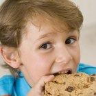 Dulces saludables para niños pequeños