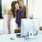 Use a webcam in your Yahoo! Messenger conversation to let your friend see you.