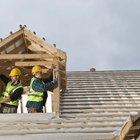 Cómo nivelar un techo plano para evitar que se estanque el agua