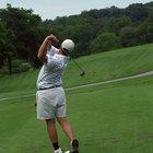 Consejos para swing de golf con palos de hierro