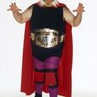 Cómo hacer cinturones de campeonato de la WWE