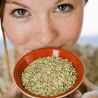 Nutrición de la semilla de chía