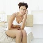 ¿Qué es el sangrado que se produce en la mitad del ciclo menstrual?