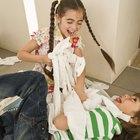 Ideas de disfraces para la hermana mayor y la hermana menor