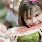 Dieta equilibrada para niños en crecimiento