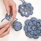 Cómo hacer capas a crochet
